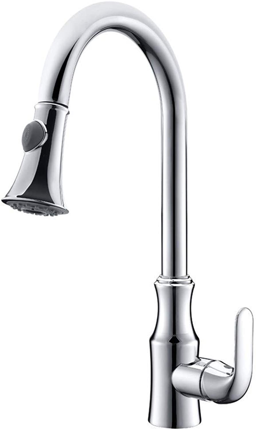 Oevina Taps Pull-Out Kitchen Faucet Sink Kitchen Pull Faucet