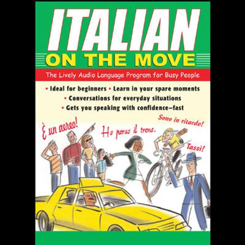 Italian on the Move cover art