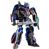Transformer Toys Last Knight Leader Class Optimus Prime KO Action Figure Toys 8.6 Inch