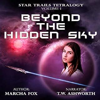 Beyond the Hidden Sky  audiobook cover art