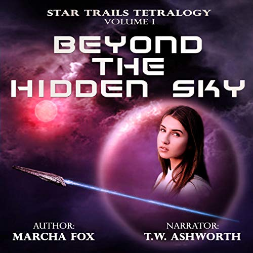 Beyond the Hidden Sky  audiobook cover art