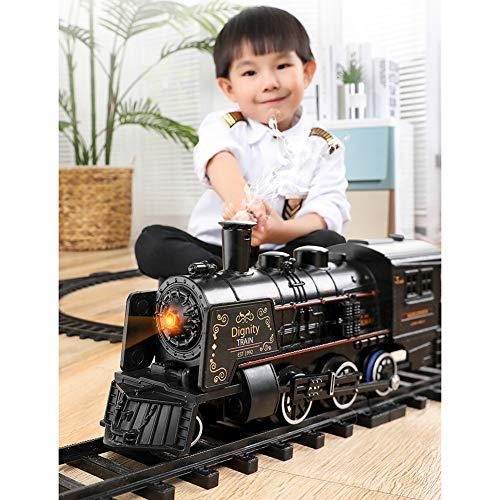 LICHENGTAI Zugspielzeug, Eisenbahn Kinder...