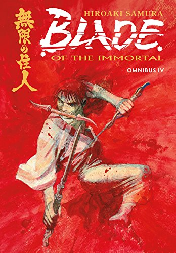 Blade of the Immortal Omnibus 4