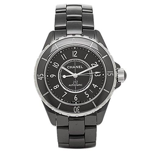 [シャネル] 腕時計 CHANEL H0685 レディース ブラック [並行輸入品]