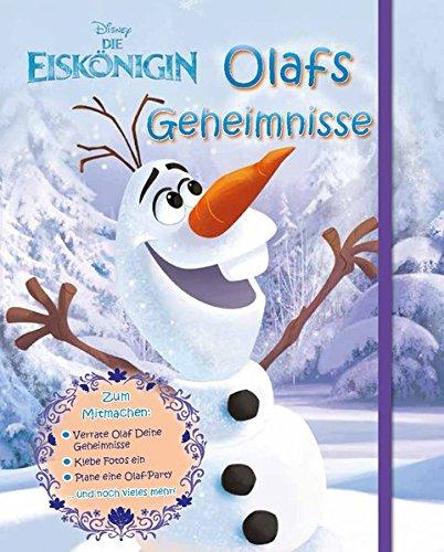 Disney Die Eiskönigin - Olafs Geheimnisse