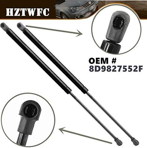 HZTWFC 2 piezas Boot Gas Strut Spring trasero OEM # 8D9827552F 8D9827552