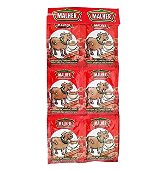 Malher Tomato Beef Bouillon 0.35 oz - Consome de Tomate Res  Pack of 1