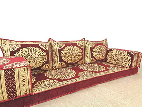 arabic floor seating,arabic sofa,arabic couch,floor seating sofa,oriental seating,bar decor,arabic furniture - MA 85