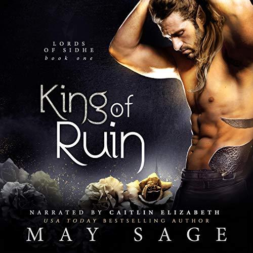 King of Ruin: A Fantasy Romance cover art