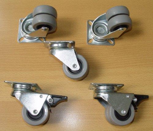 Alex HLB Rad Drehteller Durchmesser 250H Platine 180x 170glatt Nylon