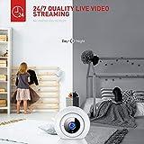 Zoom IMG-1 victure 1080p telecamera wifi con