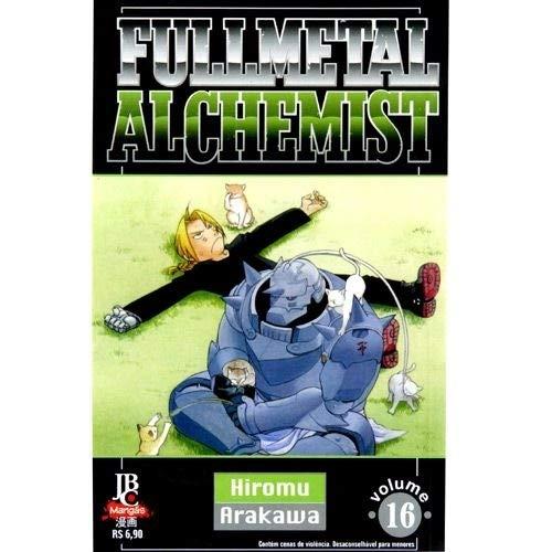 Fullmetal Alchemist - V. 16
