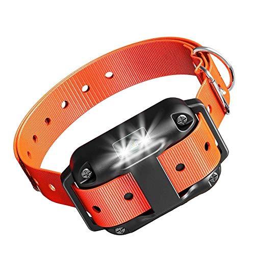 Meloive - Collar suplementario o de recambio para collar de adiestramiento modelo MW001/MR001