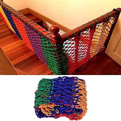 Lowest Price! Children Safety Protection Rope Net - Children Fall Protection Safety Net Indoor Balco...
