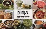 Ninja Professional Blender 50-Recipe Cookbook