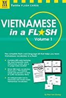 Vietnamese in a Flash Kit Volume 1 (1) (Tuttle Flash Cards)
