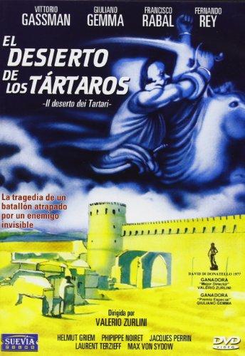 El desierto de los Tartaros - Il deserto dei Tartari(Spagna) [DVD]