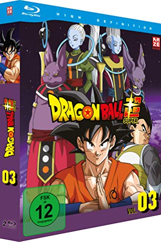 Dragonball Super - TV-Serie - Vol. 3 - [Blu-ray]
