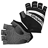 <span class='highlight'><span class='highlight'>LEMEGO</span></span> MTB Gloves Men Women Cycling Gloves Fingerless Summer Road Bike Biking Gloves Gel Padded Reflective Breathable Anti-slip Shock-absorbing for Mountain Bike Bicycle Scooter Ricing