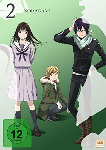 Noragami - Episode 07-12 (Digipack im transparenten Kunststoff Zier-Schuber als Limited Edition)