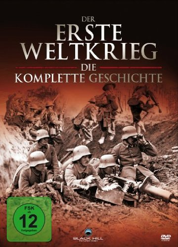 Der erste Weltkrieg - Die komplette Geschichte [4 DVDs]