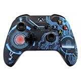 xbox controller motherboard - Xbox One Wireless Controller for Microsoft Xbox One - Custom Soft Touch Feel - Custom Xbox One Controller (Circuit Board)