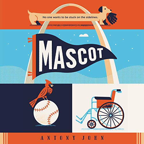 Mascot audiobook cover art