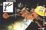 Prophila Collection Sao Tome e príncipe Bloque 277 (Completa.edición.) 1992 Juegos olímpicos de Verano´92, Barcelona (Sellos para los coleccionistas) Baloncesto/Voleibol/Balonmano