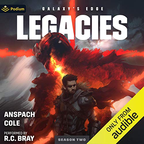 Legacies Audiobook By Jason Anspach, Nick Cole cover art