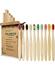 Cepillos de Dientes de Bambú