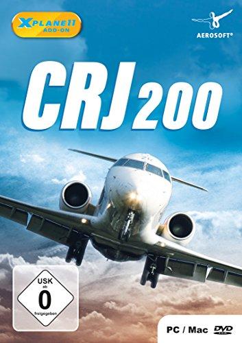 X-Plane 11 - CRJ-200 (Add-On)