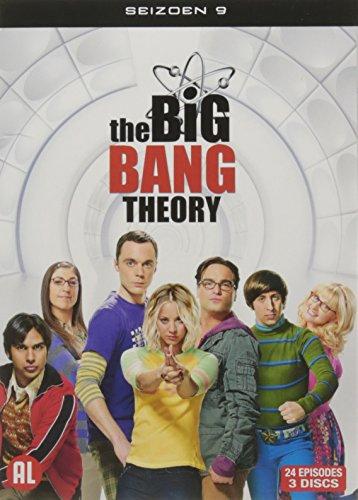 The Big Bang Theory - S9 DVD