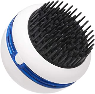 Portable Massage Comb Hair Scalp Massager Shampoo Brush Electric Massage Battery Operated with Vibration