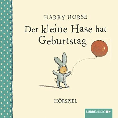 Der kleine Hase hat Geburtstag audiobook cover art