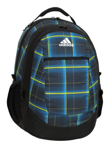 adidas Byrnes Backpack, Session Lab Lime Print, One Size Fits All