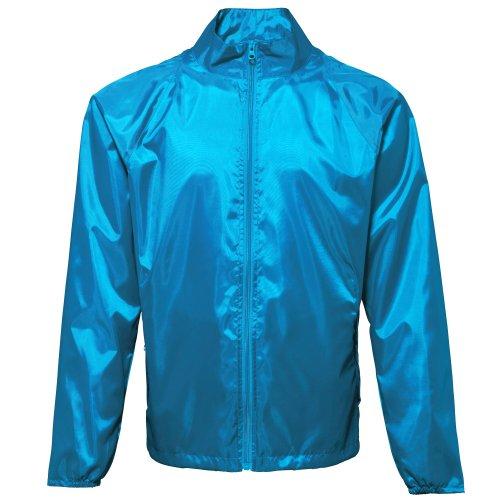 2786 Lightweight Jacket Chaqueta, Azul (Sapphire 000), L para Hombre