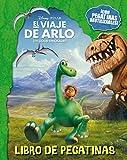 El viaje de Arlo. Libro de pegatinas (Disney. El viaje de Arlo)