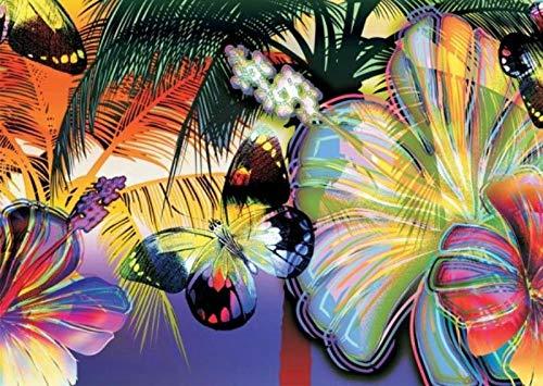 MTAMMD Puzzles Jigsaw Puzzle 1000 Pezzi di Farfalle Famosi in Tutto Il Mondo Puzzle di Pittura Giocattoli per Adulti Bambini Bambini Giocattolo Decorazione della Casa da Collezione-1000Pieces