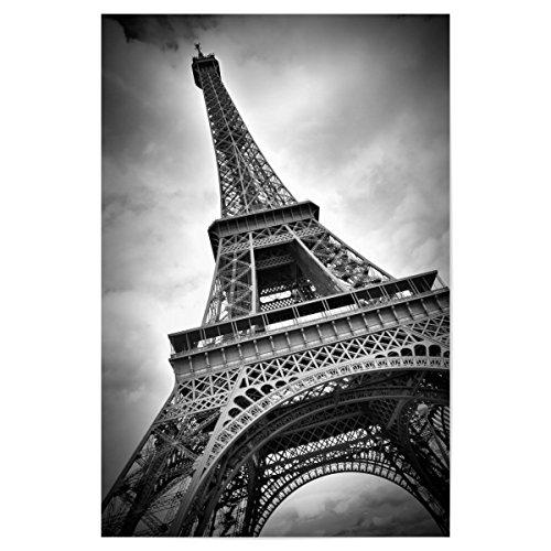 artboxONE Poster 30x20 cm Städte Eiffelturm Dynamic hochwertiger Design Kunstdruck - Bild Europa...
