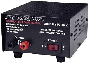 PYRAMID PS3KX 3Amp 13.8V Power Supply