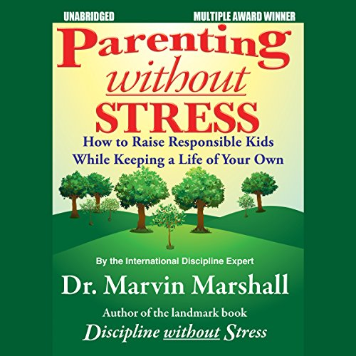 Parenting without Stress audiobook cover art