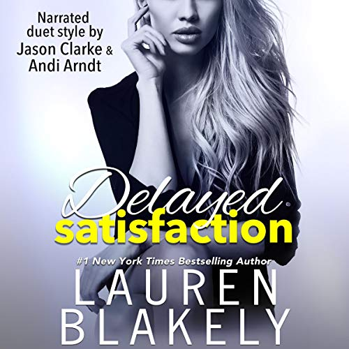 Page de couverture de Delayed Satisfaction