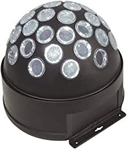 BeMatik DMX512 RGB LED palla