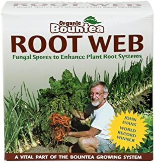 Organic Bountea 739720 Bountea Root Web 1 lb Nutrient, Grey