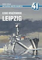 Leipzig Light Cruiser (Encyclopedia of Warships)