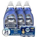 Dawn Dish Soap Platinum Dishwashing Liquid +...