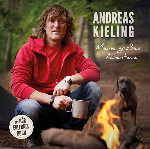 Andreas Kieling - AudioCD - Meine Großen Abenteuer - Hörbuch
