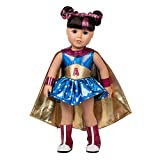 Adora Amazing Girls 18-inch Doll, Limited Edition - 1500 Worldwide, ''Super Power Astrid'' (Amazon Exclusive)