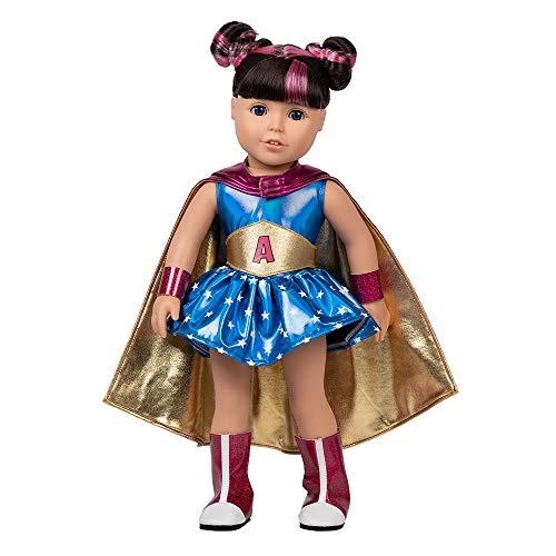 Adora Amazing Girls 18-inch Doll, Limited Edition - 1500 Worldwide, ''Super Power Astrid'' (Amazon Exclusive)