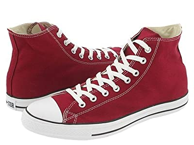 Converse Chuck Taylor(r) All Star(r) Core Hi (Maroon) Classic Shoes